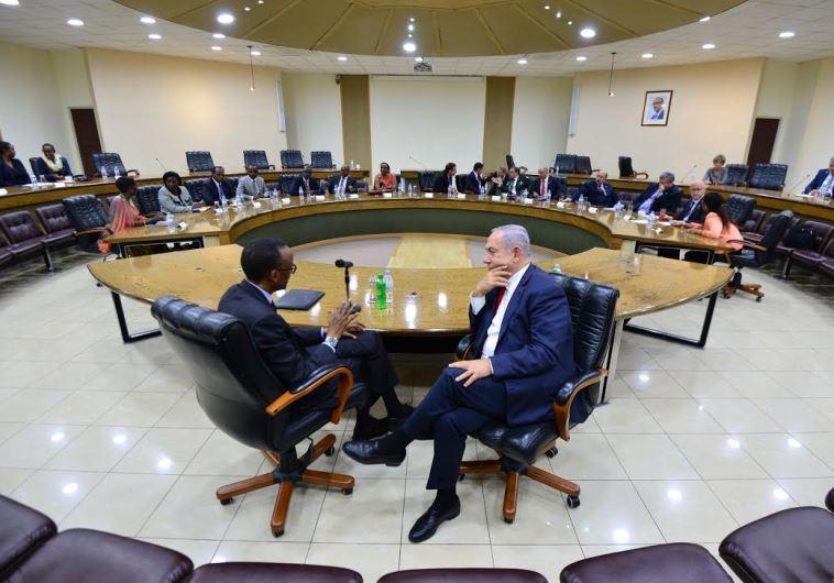 """Netanyahu: """"Construir en Jerusalem y Maale Adumim no aleja la paz, sino la incitación contra Israel"""""""