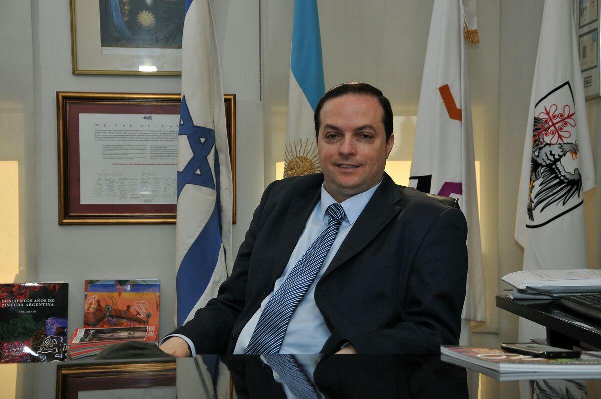 DAIA. Ariel Cohen Sabban cumplió 100 días al frente de la representación política de los judíos argentinos