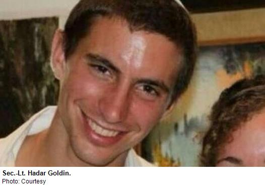 Padres y hermano de Hadar Goldin acompañarán a Netanyahu a la Asamblea de las Naciones Unidas