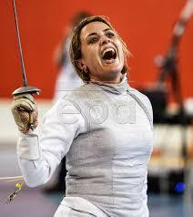 Esgrima: La floretista israelí Delila Hatuel también se clasificó a los Juegos Olímpicos de Rio de Janeiro