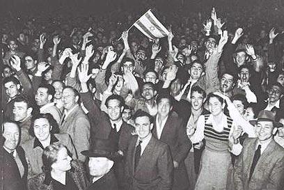 La bandera de Israel vuelve a flamear en lo más alto y se festeja Iom Haatzmaut, el Día de la Independencia