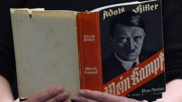 Antisemitismo. Alemania: Mein Kampf se convirtió en un best seller a un mes y medio de su reedición