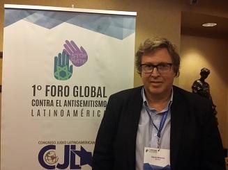"""Antisemitismo. Brasil: """"Lucha es permanente, pero hay pocas soluciones a lo que nos preocupa a todos"""""""