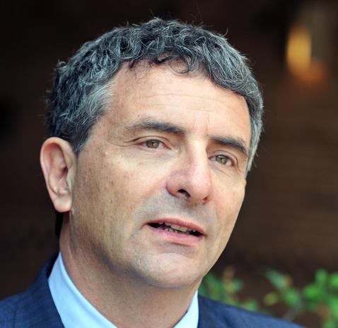 """Marcos Peckel: """"Israel va a colaborar tras la firma del tratado de paz en Colombia"""""""