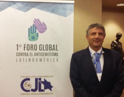 """Antisemitismo. Colombia: """"Si estalla otra guerra como la de Gaza, todo va a ser más difícil aún"""""""