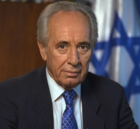 Shimon Peres. Rusia, Alemania, Francia, España y el Parlamento europeo también le rinden homenaje