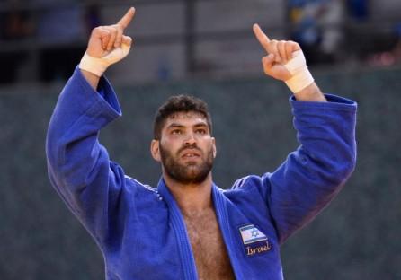 Judo: Israelí Or Sasson gana categoría más de 100 kilos del Gran Premio de Tbilisi y se acerca a Rio