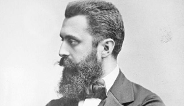 Nace el padre del Estado de Israel, Theodor Herzl