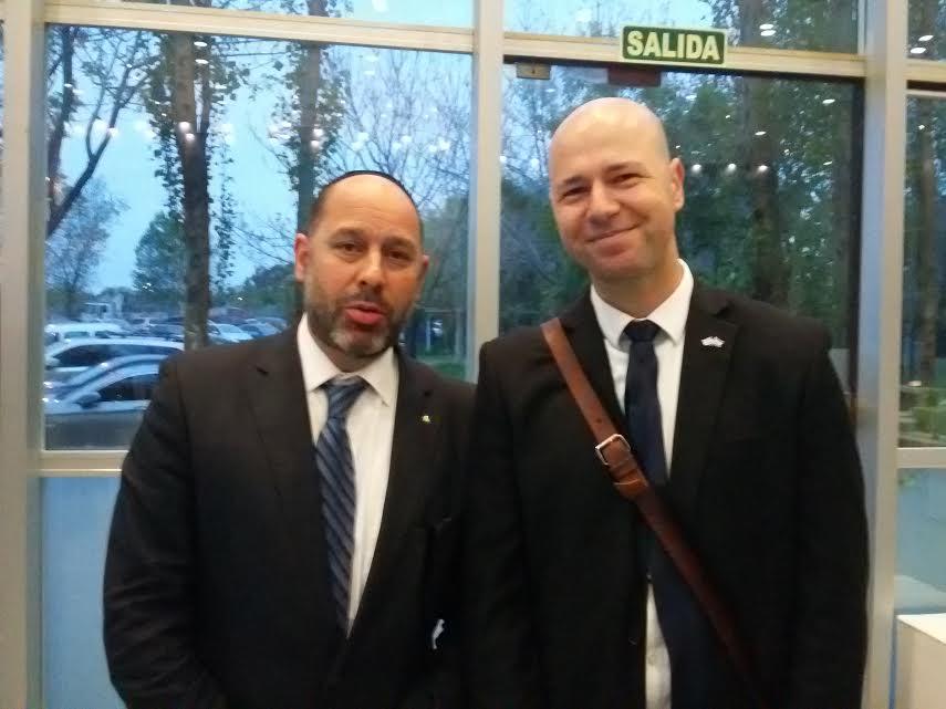 """Argentina. Agregado cultural israelí: """"Es muy importante que el Gobierno promueva las festividades religiosas"""""""