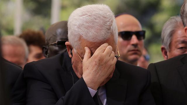 Abbas criticado por asistir al funeral de Peres