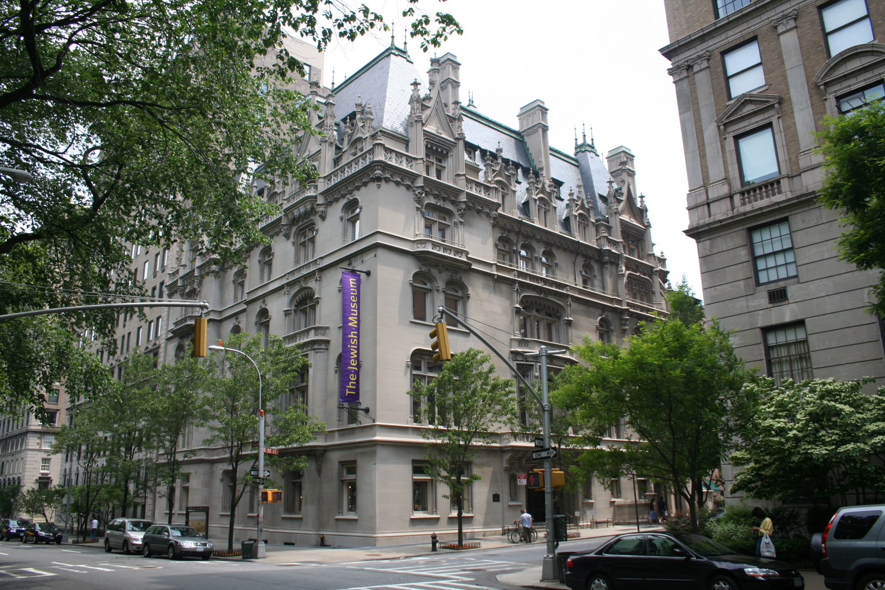 Un museo judío de Nueva York recibió llamadas antisemitas