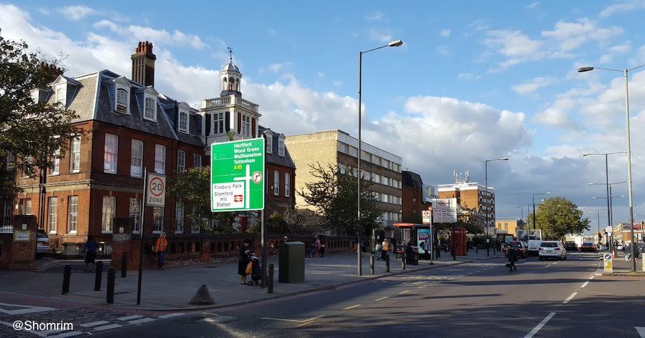 Insultos antisemitas frente a una escuela judía de Londres