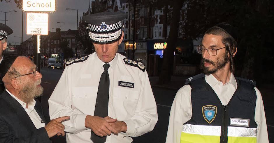 Estudio sobre hechos antisemitas en Londres: la comunidad haredi sufrió 32 incidentes en un mes