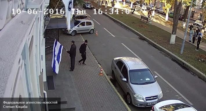 Neonazis atacaron un restaurante judío en Kiev