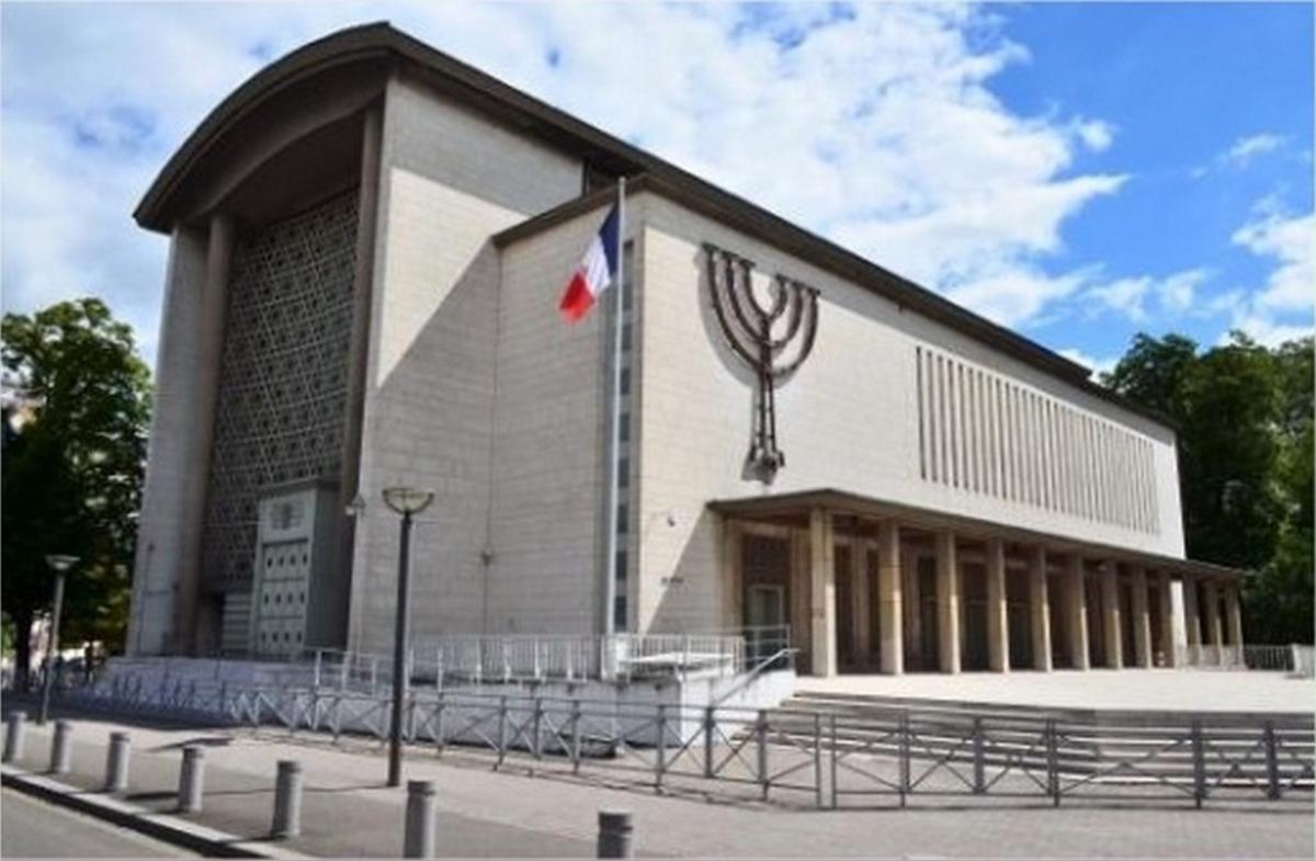 Lastimaron a un anciano judío en Francia