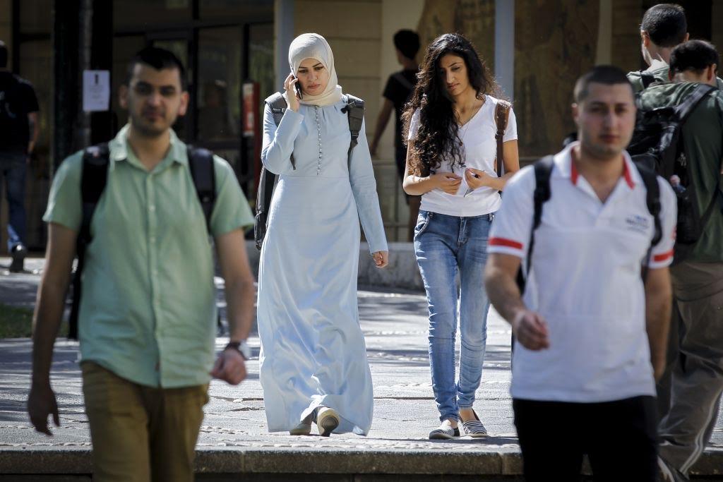 El 76 por ciento de los árabes israelíes prefiere a Clinton
