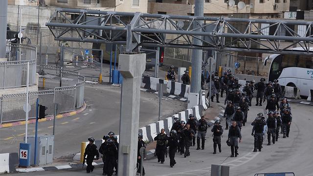 Israel frustró un atentado suicida en Jerusalem
