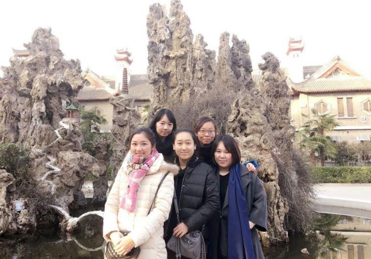 Comunidad judía de China