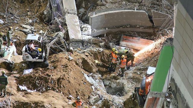 Continúa la búsqueda de sobrevivientes en el edificio que colapsó en Tel Aviv