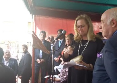 """Atentado a la embajada: Dorit Shavit valoró """"el compromiso del gobierno argentino de continuar la investigación"""""""
