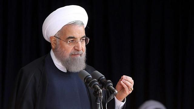 """Rouhani: Las elecciones de Estados Unidos son entre un candidato """"malo y otro peor"""""""