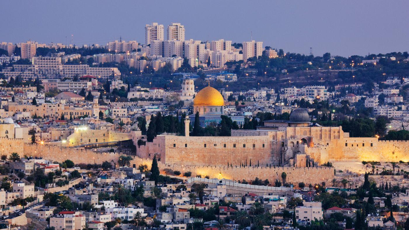 """Netanyahu: """"Casi mil millones de shekels se destinarán al desarrollo de Jerusalem"""""""