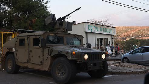 Un soldado israelí sufrió heridas leves por disparos provenientes del Líbano