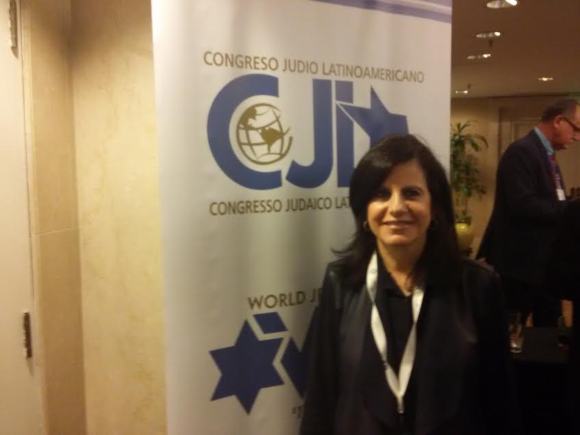 """Directora de Tribuna Israelita de México: """"Mi país tiene problemas de antisemitismo en los medios de comunicación"""""""