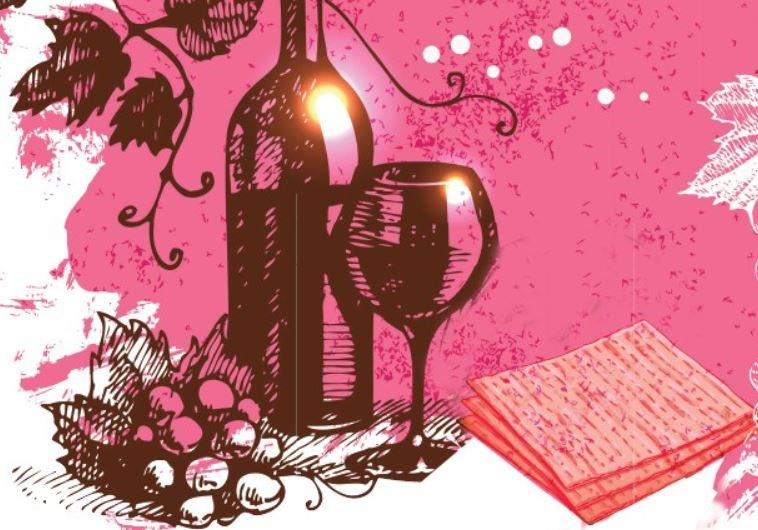 Decenas de países aman el vino y la matzá israelí: 48,5 millones de dólares en exportaciones