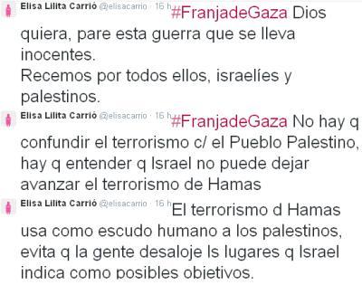 carrio_tuits_gaza