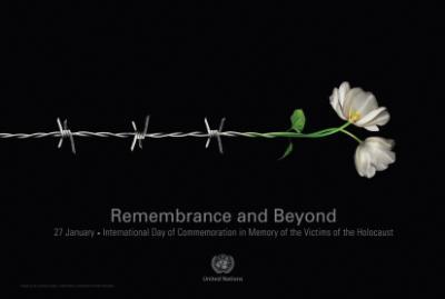 Este viernes conmemoran Día Internacional de Conmemoración Anual en Memoria de Víctimas de Shoá
