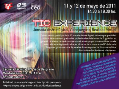 tic_experience