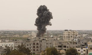 Israel se niega a confirmar o desmentir una represalia contra objetivos terroristas de Hamas en Gaza