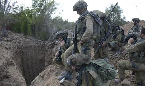 Israel: Durísima crítica a la conducción de la Guerra de Gaza y la amenaza de los túneles de Hamas