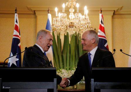 netanyahu-australia-visit