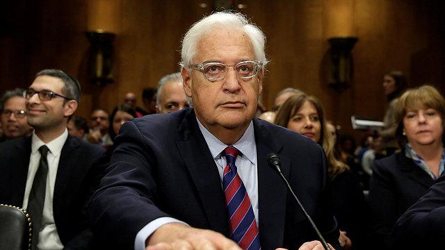 EE.UU.: Senado confirma al candidato a embajador en Israel, David Friedman, recomendado por Trump