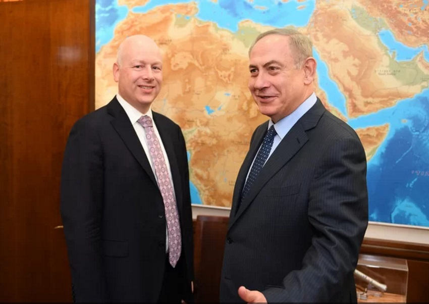 Netanyahu Greenblatt