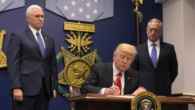 Antisemitismo. EE.UU.: Critican a Trump ante la eventual desaparición del cargo de enviado especial
