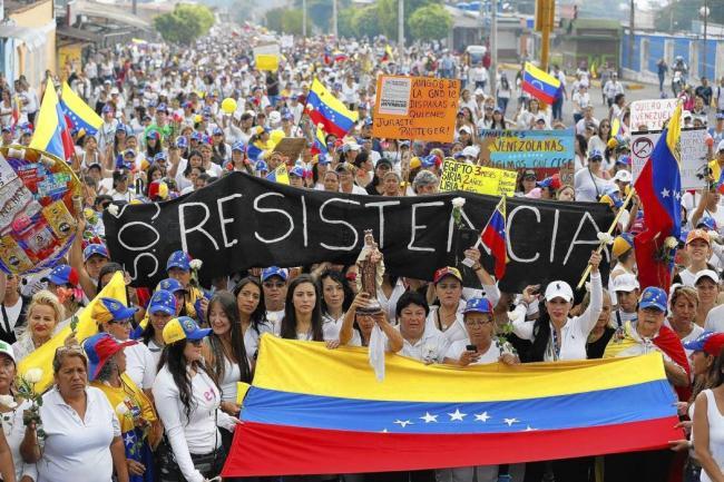 Venezuela resistencia