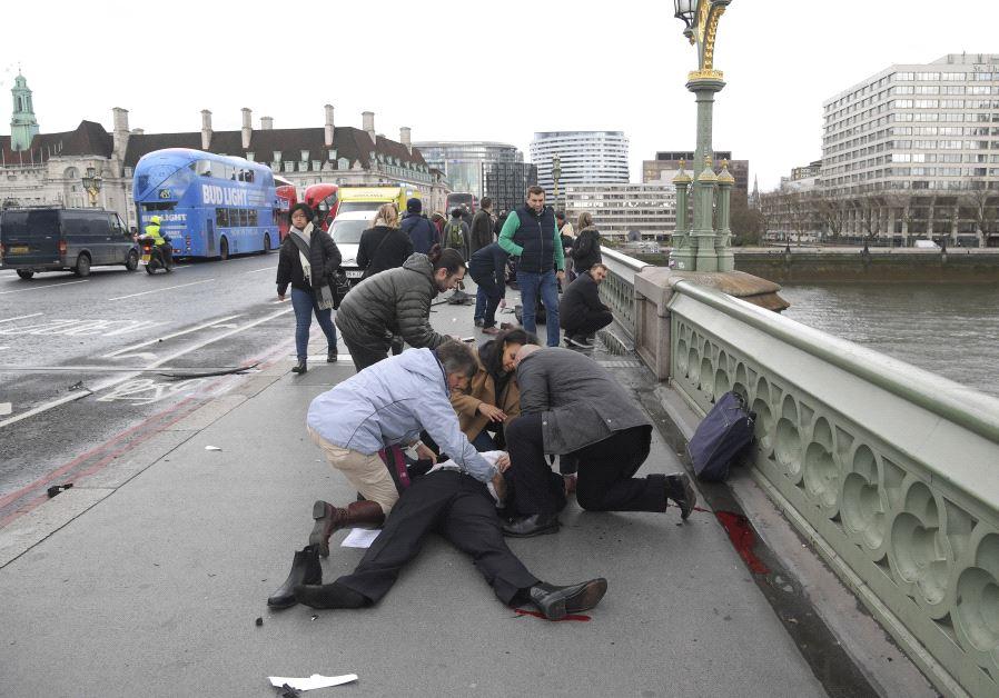 ISIS se adjudicó la responsabilidad por el atentado en Londres