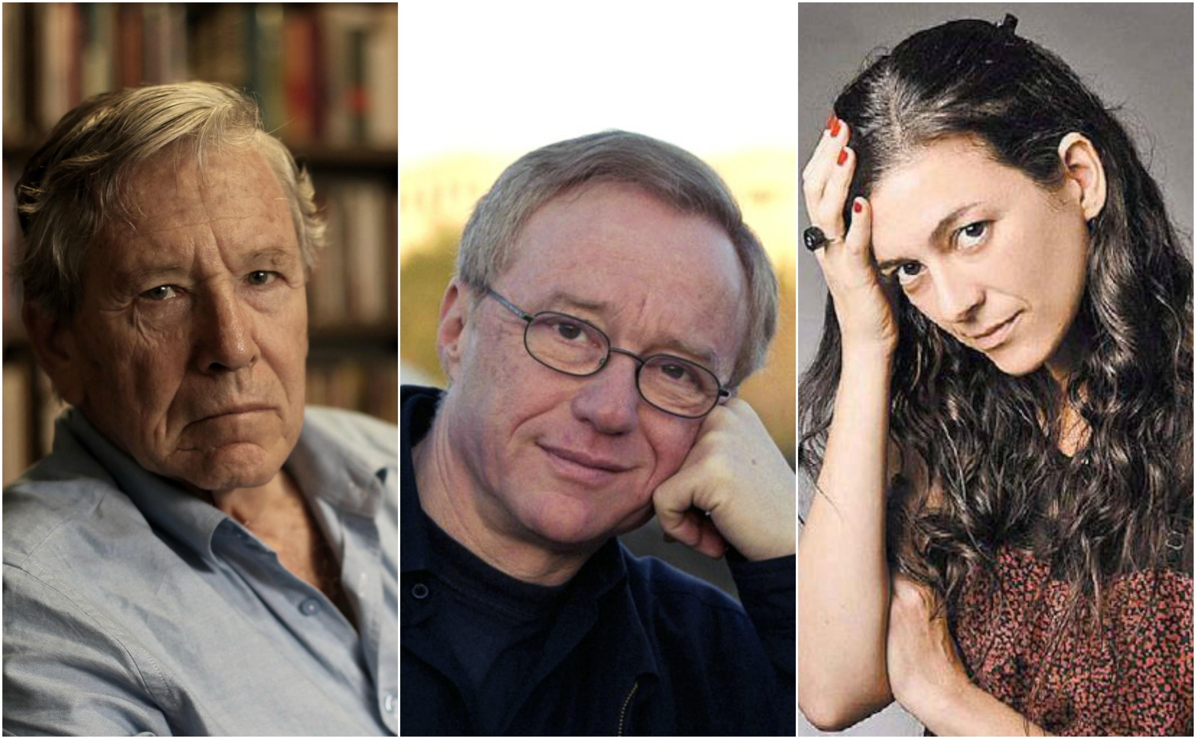 Amos Oz, David Grossman y una autora argentina nominados al Man Booker Prize 2017