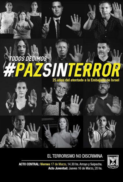 paz sin terror