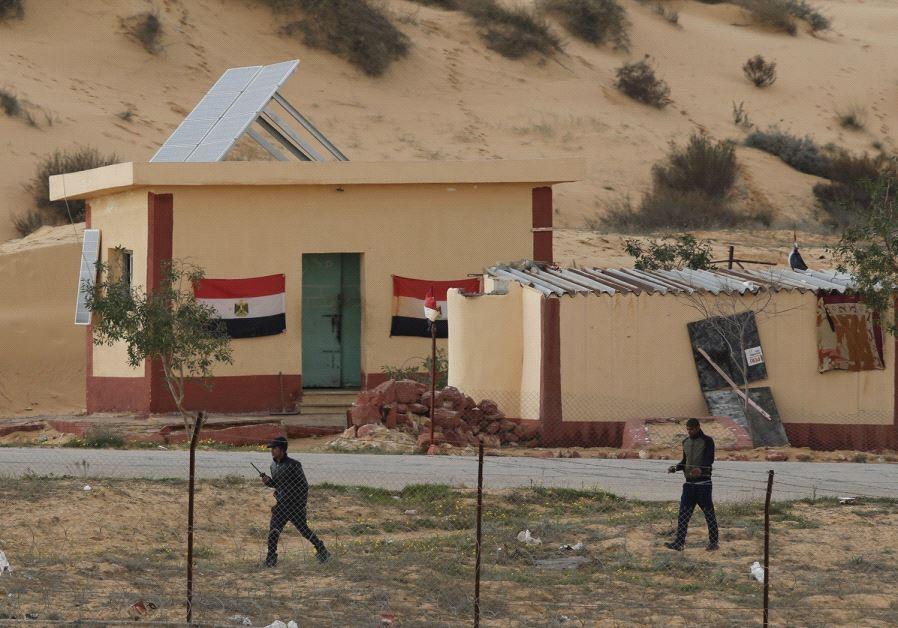 Policia Egipto