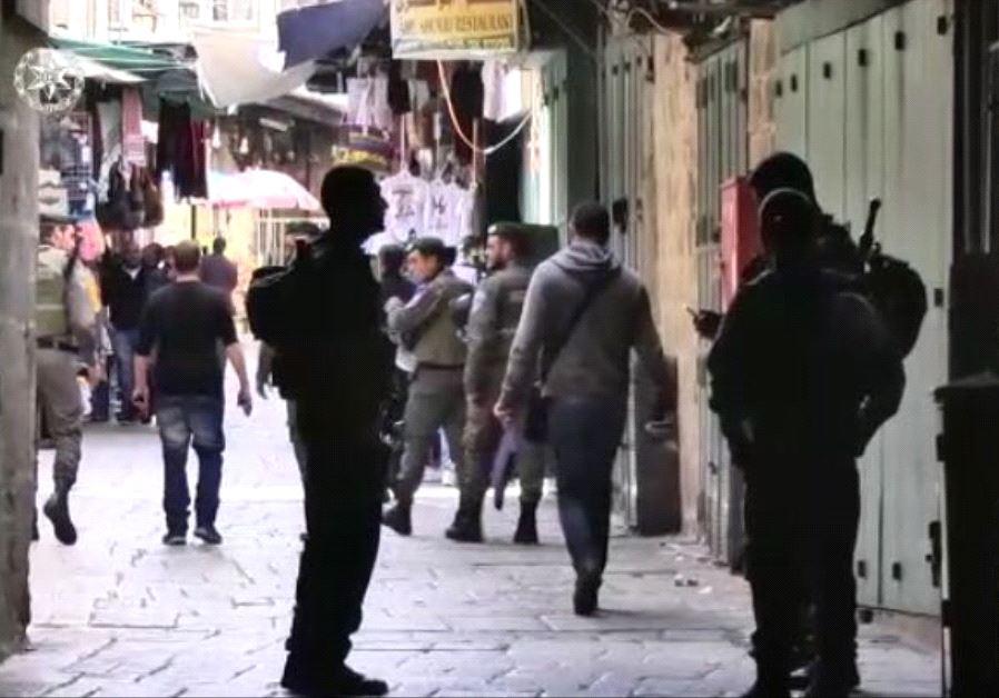 Policia jerusalem