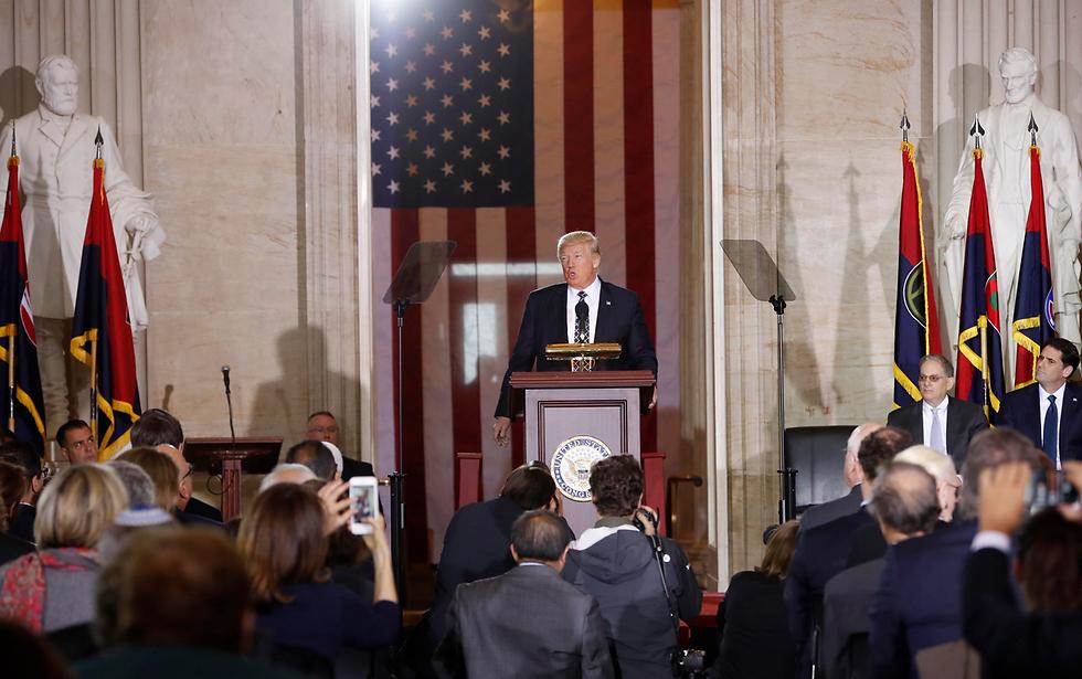 """Shoá. Trump: """"Apoyamos Diáspora judía e Israel mientras cumplimos nuestro deber de recordar a víctimas"""""""