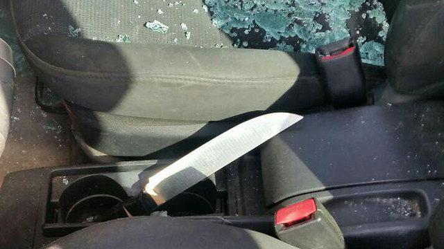 Un herido en un ataque terrorista en el cruce de Gush Etzion