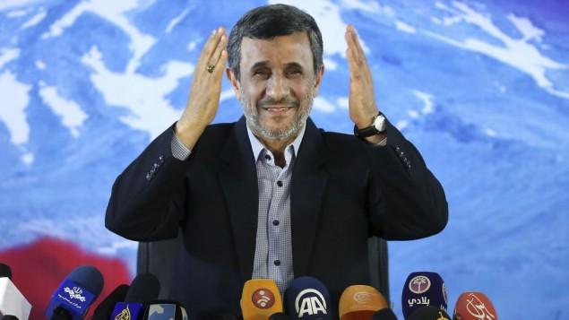 Ahmadinejad será candidato a presidente de Irán