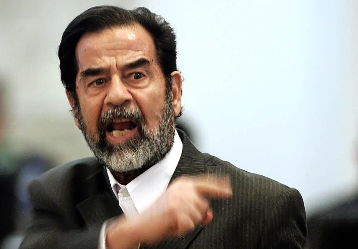 Jordania: se construirá la estatua más grande a Saddam Hussein