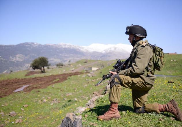 soldado frontera