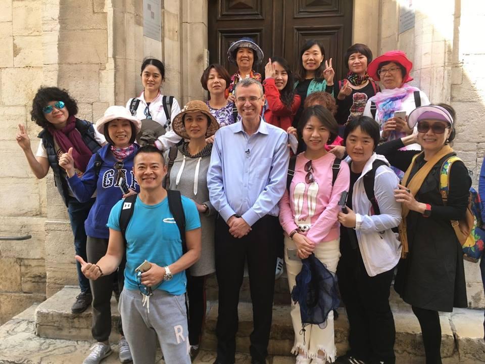 Niveles récord de turismo en Israel durante Pésaj y Semana Santa